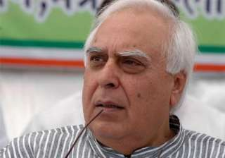 bjp will get around 120 seats sibal - India TV