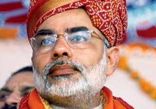 bjp terms sit clean chit to modi as big relief -...