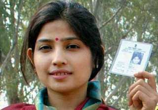 bjp candidate to stand against dimple yadav in...