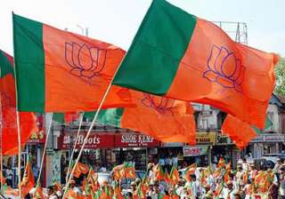 bjp to declare names of ls poll candidates from...