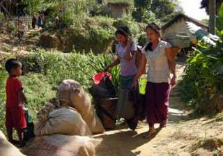 brus in relief camps eligible to exercise their...