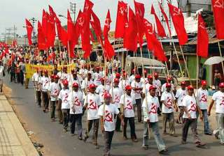 cpi m plans road show after successful mamata...