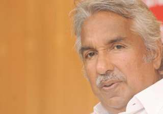 chandy asks left to drop secretariat siege -...
