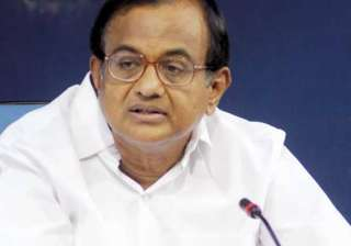 chidambaram gets support from party and...