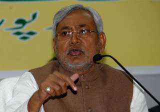 communal harmony must for development nitish...