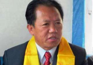 cong names ad subba new pcc chief for sikkim -...