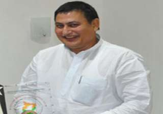 cong has done nothing for minority community says...