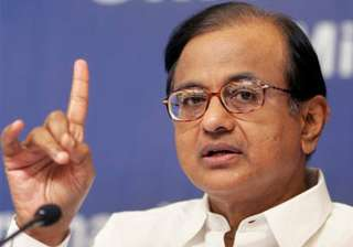 congress an underdog in ls polls chidambaram -...