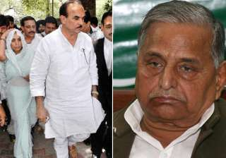 d p yadav terms sp a family party - India TV