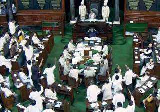 demand in ls for stern action against asaram bapu...