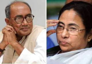 digvijay asks mamata to back pranab - India TV