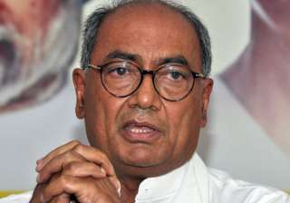 digvijaya singh should stop respecting osama bjp...