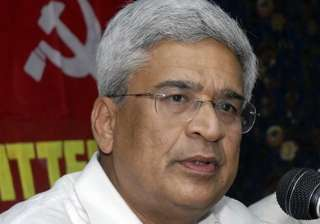 don t ally with us says cpi m - India TV