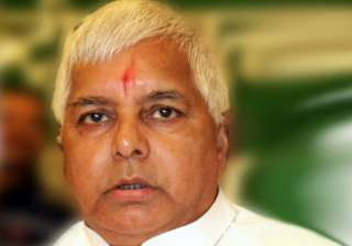 drubbed at home lalu wants to test political...