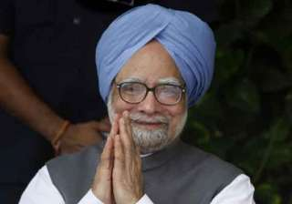 even out of office manmohan singh remains busy -...