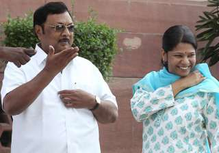 expelled dmk leader alagiri meets kanimozhi -...