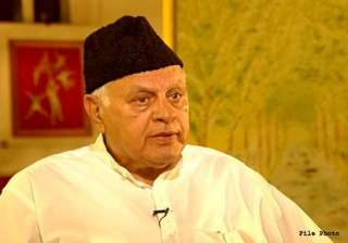 farooq denies reports about his maha chor comment...