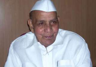 former union minister mohan dharia passes away -...