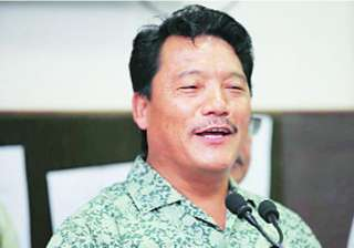 gorkha group ties up with bjp for lok sabha polls...