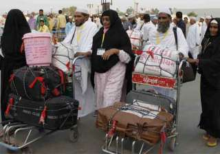 government promises to improve facilities for haj...