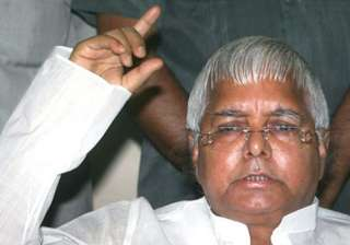 greedy persons are hankering for mp pm post lalu...