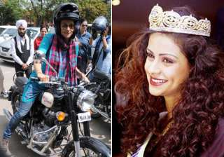 gul panag from miss india to aap candidate from...