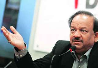 harsh vardhan outlines key to reduce maternal and...