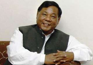 i am still in the prez race says sangma - India TV