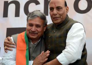 in haryana bjp bets big on turncoats - India TV