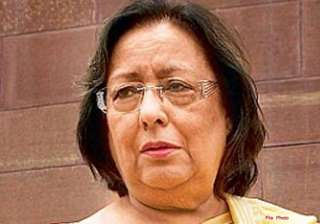 don t join is heptullah urges india s youth -...