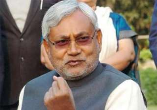 nitish discusses poll significance of janata...