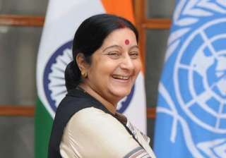 india china to hold talks during sushma swaraj s...