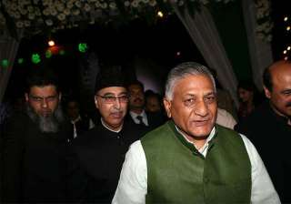 vk singh opposes deploying army in maoist hit...