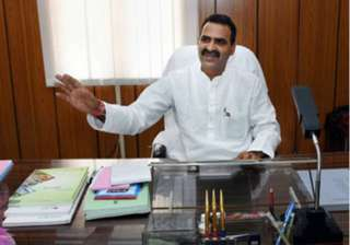 fir against union minister balyan for...