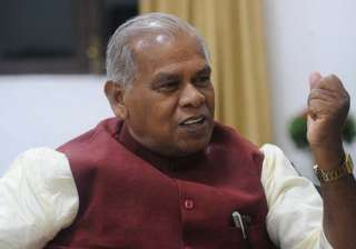 manjhi backs maoist levy on contractors - India TV