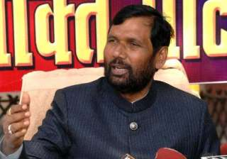 paswan advises manjhi to resign in view of...
