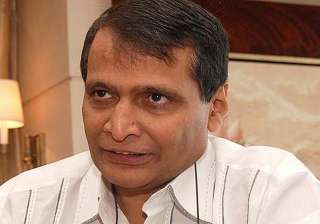 suresh prabhu pitches for greater investments in...