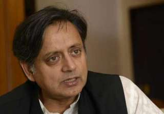 left bjp ask shashi tharoor to resign - India TV