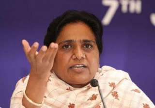 will not back land bill in rajya sabha mayawati -...