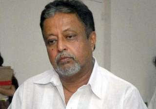 mukul roy in city to go to delhi again - India TV
