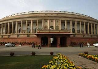 opposition likely to demand adjournment of...