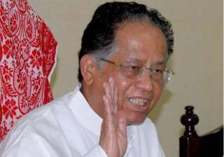 gogoi for improving quality of education in assam...