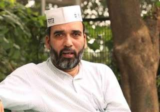 aap has right to set up new lokpal gopal rai -...