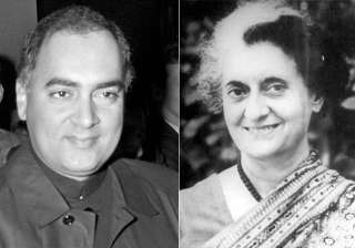 govt drops names of indira and rajiv gandhi from...
