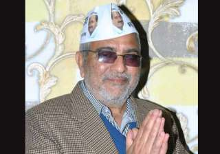 aap leader dharamvira gandhi complains against...