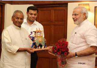 pm modi wishes kalyan singh on 84th birthday -...