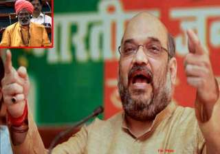 sakshi maharaj is for the media quips amit shah -...