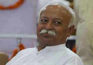 rss chief invokes tagore appeals for hindu...