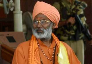 bjp mp sakshi maharaj remains defiant on his four...