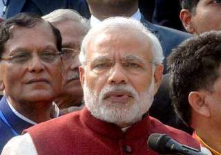 pm to launch beti bachao beti padhao campaign...